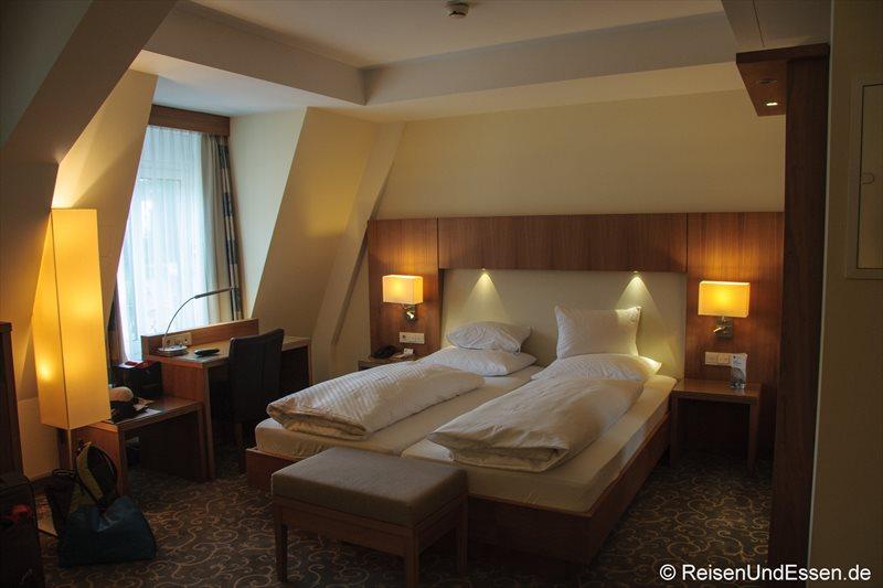 Hotelzimmer im Hotel Weisses Kreuz in Bregenz