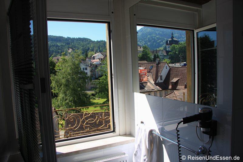 Tageslichtbad im Hotel Weisses Kreuz in Bregenz