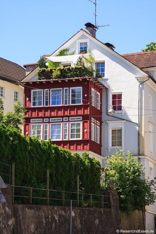 Interessante Häuser in Bregenz