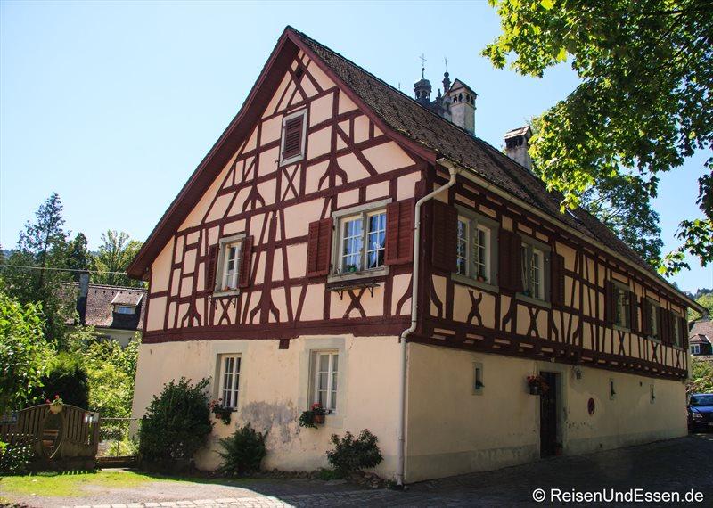 Fachwerkhaus in Bregenz