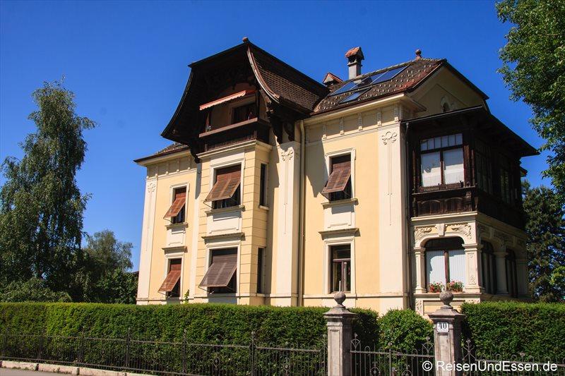 Alte Villa in Bregenz