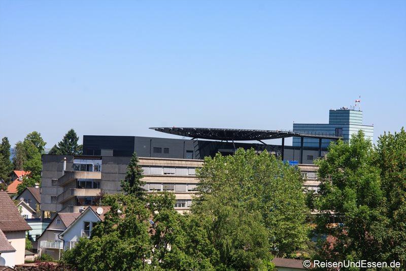 Krankenhaus in Bregenz