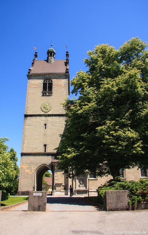 Stadtpfarrkirche St. Gallus in Bregenz