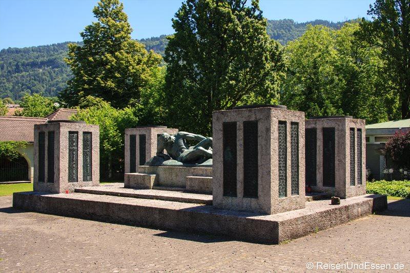 Gedenkstätte für die Gefallenen im 2. Weltkrieg