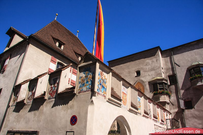 Stadtamt von Hall in Tirol