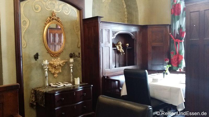 Restaurant Stadtgasthaus im Hotel Weisses Kreuz