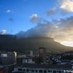 Ferienwohnung mit Ausblick auf Tafelberg in Kapstadt