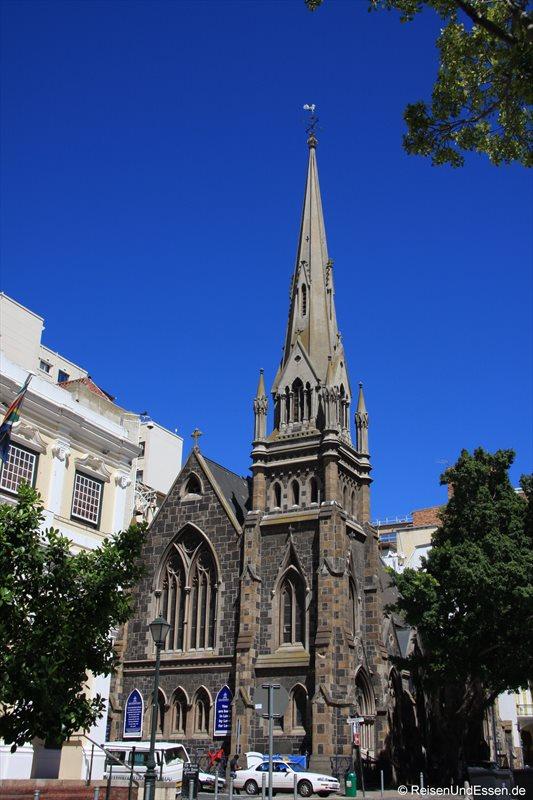 Kirche in der Innenstadt von Kapstadt