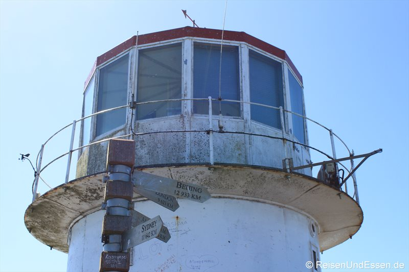 Leuchtturm am Kap der Guten Hoffnungen