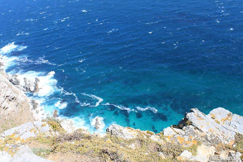 Das Meer am Kap der Guten Hoffnungen