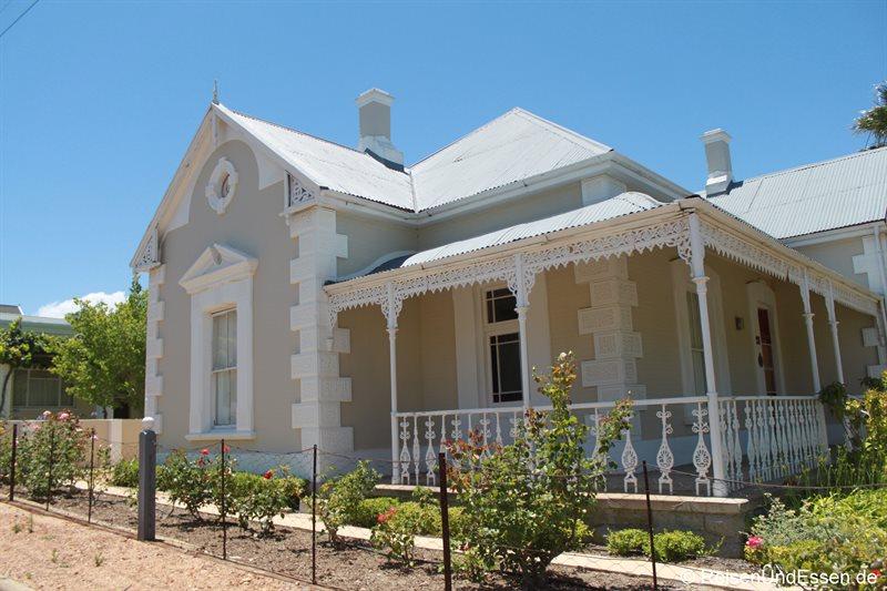 Viktorianisches Haus in Montagu
