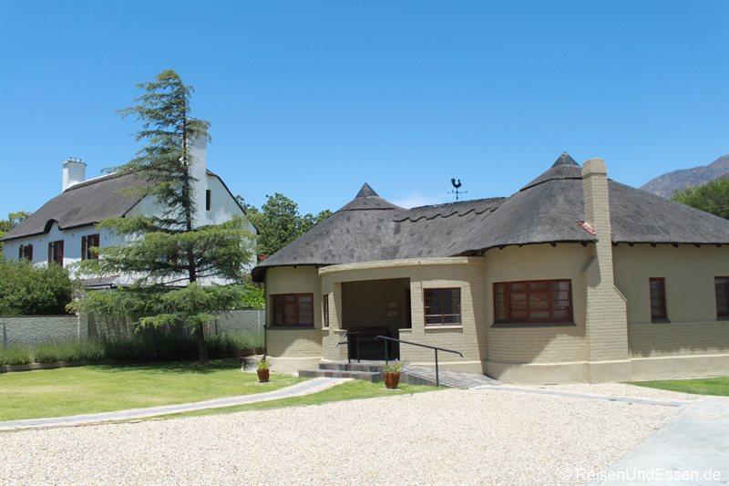 Kappholländisches Haus in Montagu
