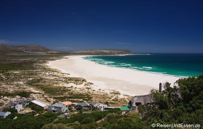Long Beach bei Noordhoek