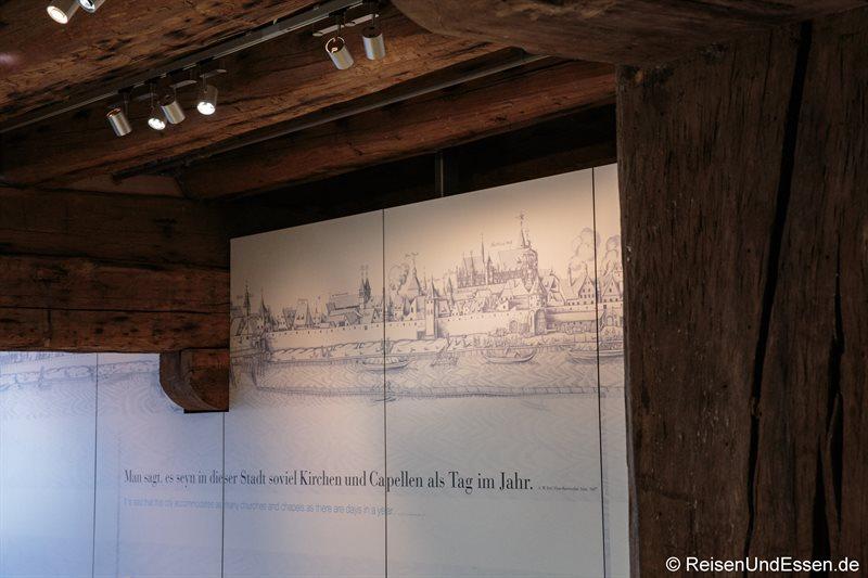 Im Regensburger Salzstadel