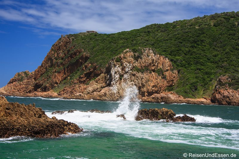 The Heads in Knysna