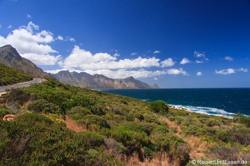 Der Clarence Drive und die Küste