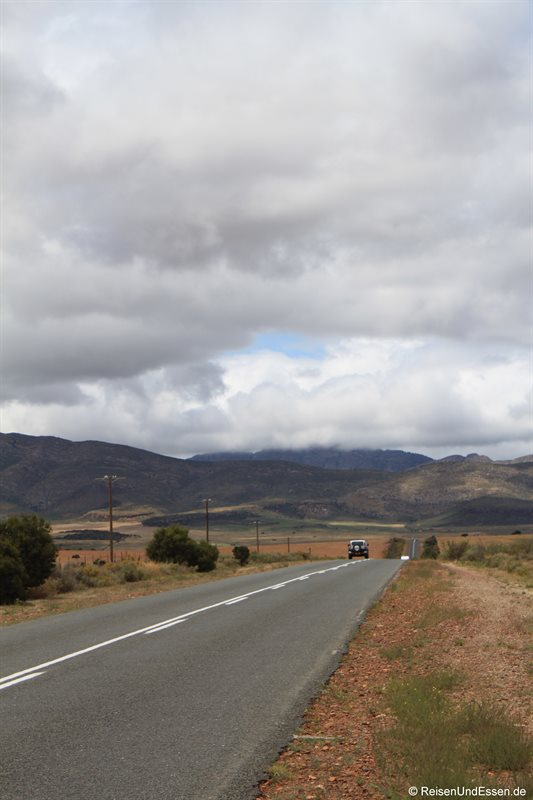 Highway Richtung Outiniqua-Pass