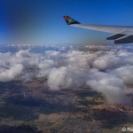 Über Johannesburg zum Krüger Nationalpark