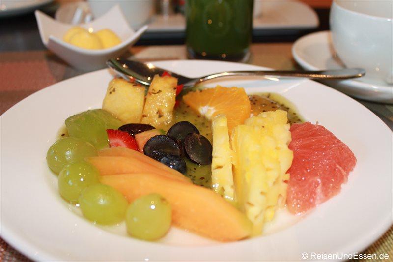 Frühstück im Westin Cape Town