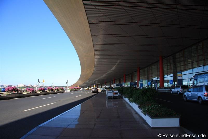 Vorfahrt Beijing Capitol Airport Terminal 3