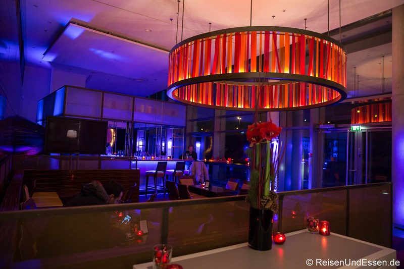 wunderBAR LOUNGE im Radisson Blu Frankfurt