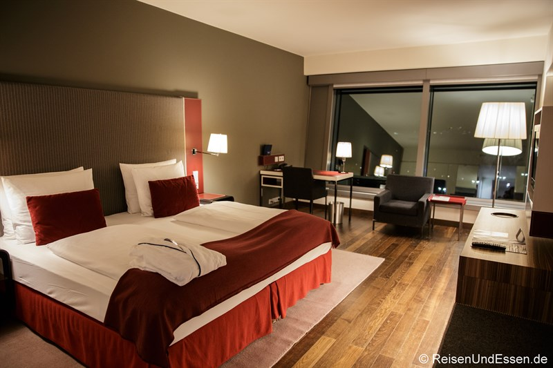Business Suite im Radisson Blu Frankfurt