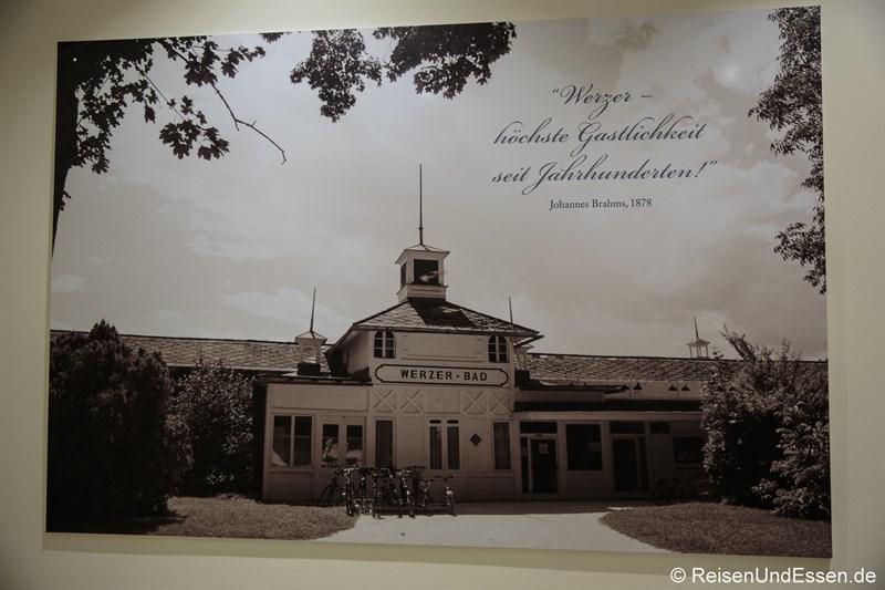 Fotografie im Werzer's