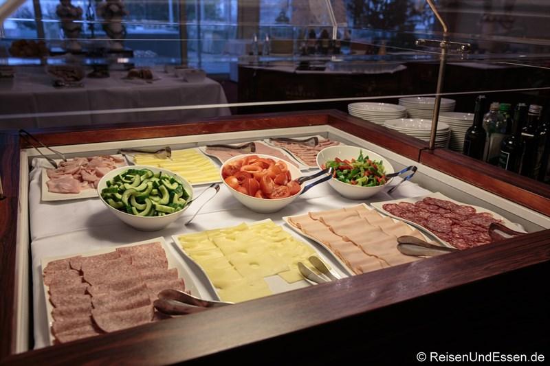 Frühstück im Werzer's Pörtschach