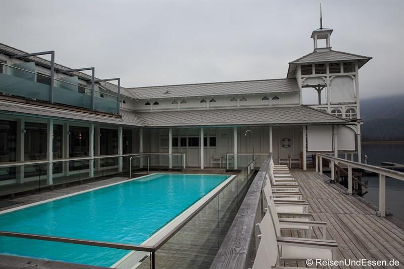 Werzer's Badehaus in Pörtschach