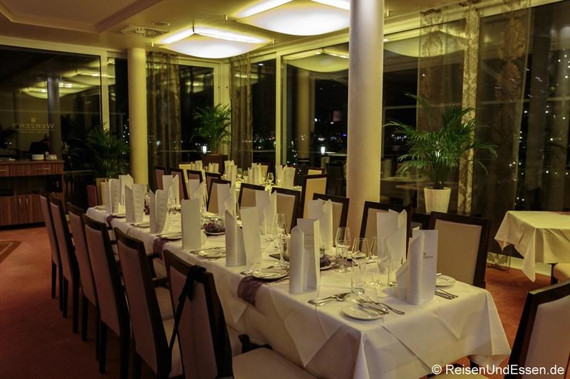 Kulinarischer Genuss beim Diner im Werzer's Hotel Velden