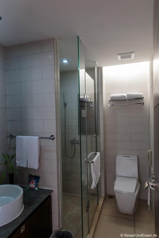 Bad im Serenity Coast all Suite Resort Sanya