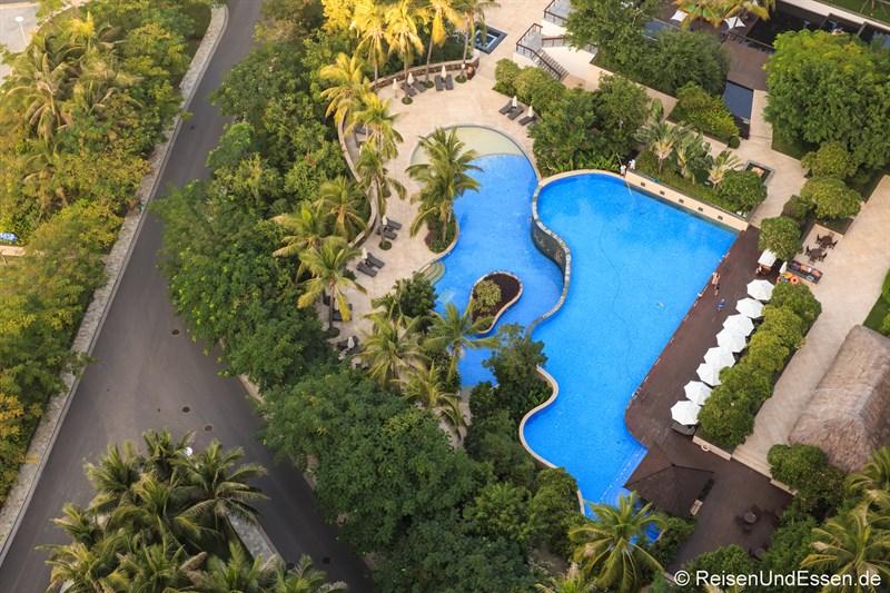 Swimmingpool im Serenity Coast
