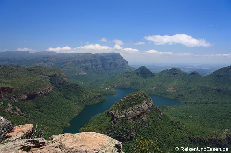 Blick auf den Blyde River Canyon