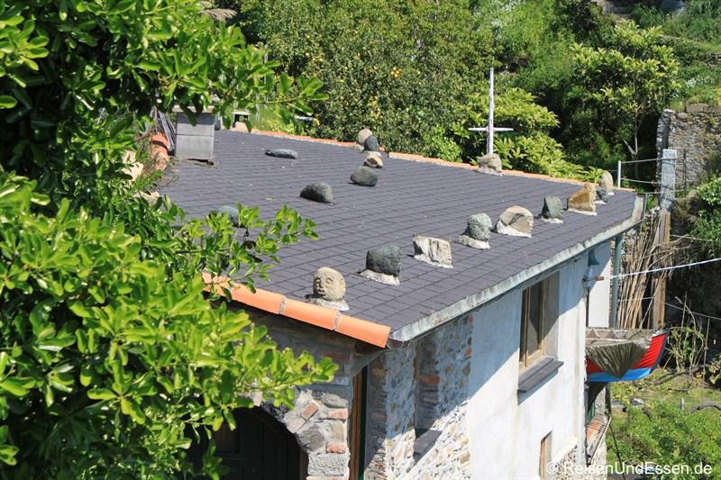 Haus eines Künstlers bei Vernazza