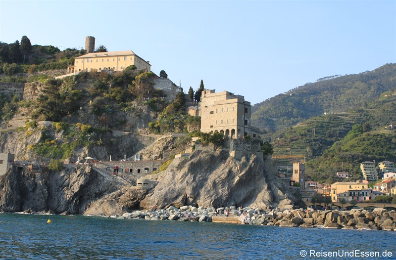 Kastell in Monterosso al Mare