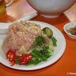 Essen in Singapur im Food Centre und Chinatown