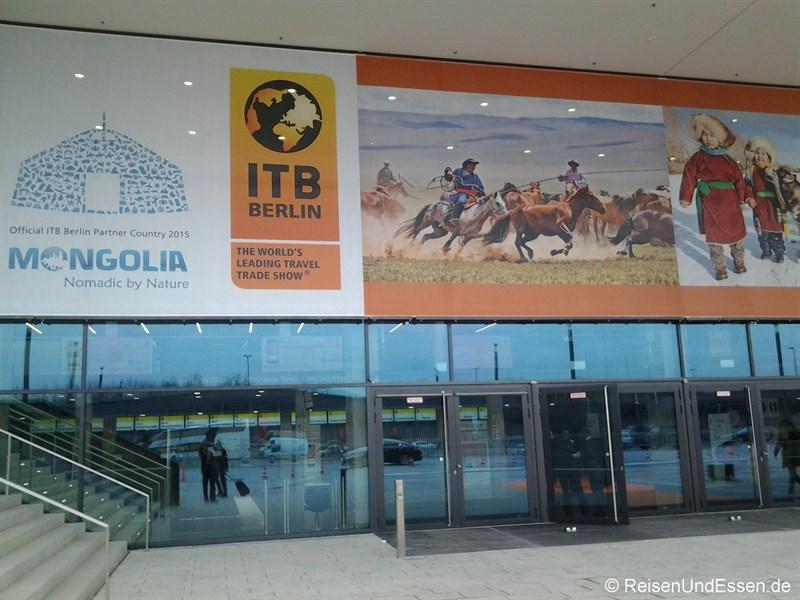 Partnerland ITB 2015 Mongolei