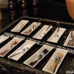 Auswahl an verschiedenen Salzen und Gewürzen