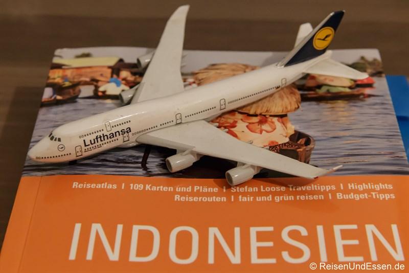 Reiseplanung nach Indonesien