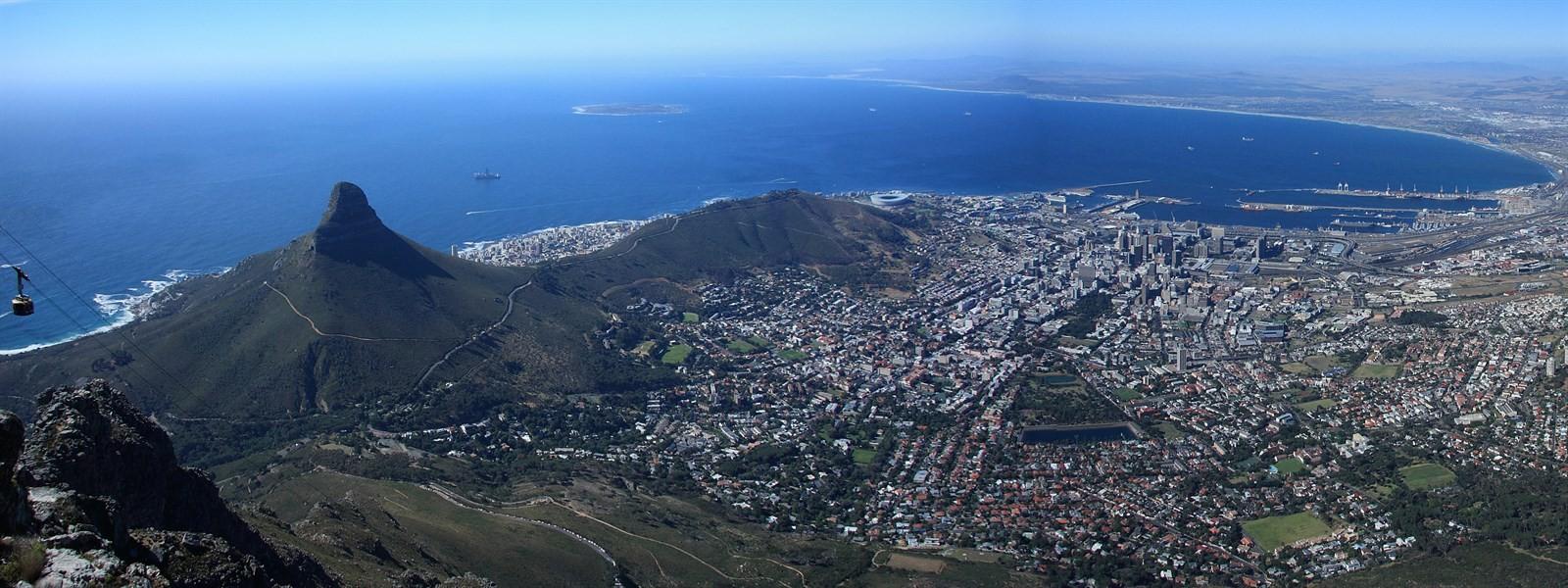 Rundreise durch Südafrika im Winter 2011/12