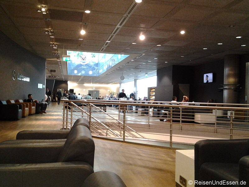 Lufthansa Business Class Lounge in München