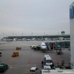 Airbus A321 für Flug LH 119 nach Frankfurt