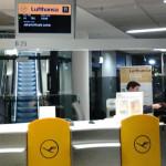 Flug mit Lufthansa nach Jakarta in Indonesien