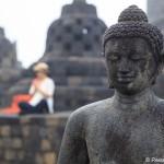 Mein Besuch in Borobudur zum Sonnenaufgang