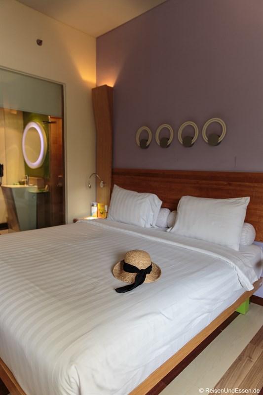 Zimmer im Ibis Styles in Yogyakarta