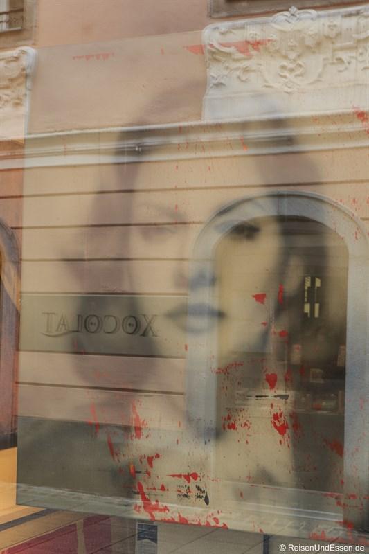 Schaufenster im Siegelung in der Herrenstrasse