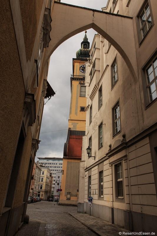 Torbogen in Linz