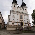 Basilika auf dem Pöstlingberg
