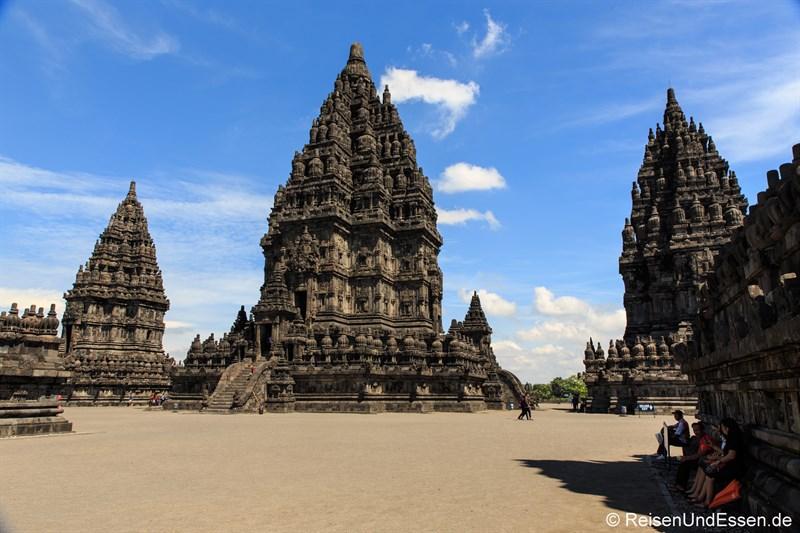 Haupttempel von Prambanan