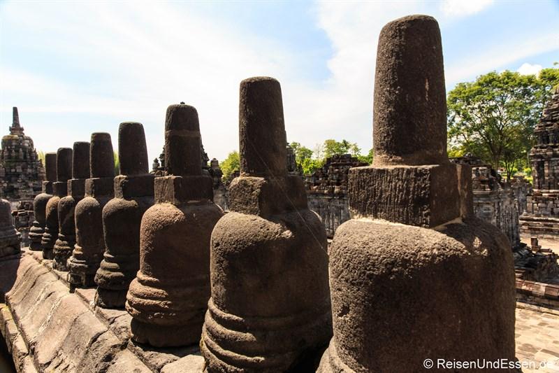 Stupa im Candi Sewu